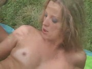 Fucking a Brazilian porn star Milena Santos