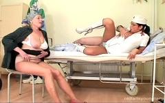 bdsm sex v nemocnici