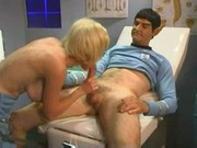 Pornowood - Star Trek (3.díl)
