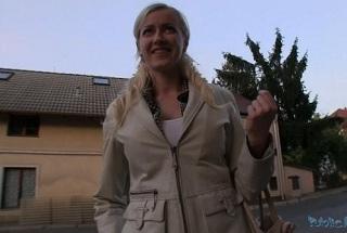 Rychlý prachy aneb Public Agent v českých ulicích (Vicky)
