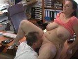 Podnikatel ojede plnoštíhlou maminu