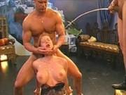 Močení po vykonání sexuální potřeby - piss porno