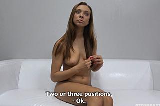 Porno herečka casting