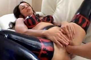 ruka v kunde cesky anal