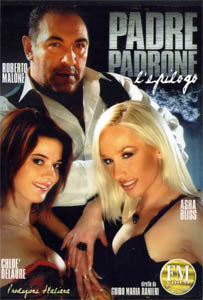 Padre Padrone - Italian porn movie