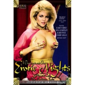 A Thousand and One Erotic Nights Part 2  American porn movie