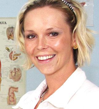 Examination of pussy aka Gynecology clinic (Gabriela)