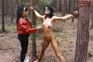 Czech dominatrix torturing her slave girl - Czech fetish porn