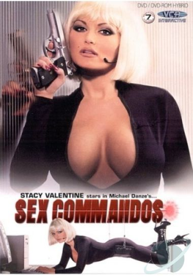 Rebecca Wild Sex Commandos 109