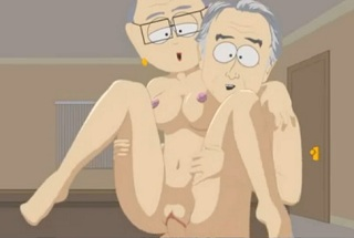 South Park: Former President George Bush bangs teacher Garrison