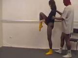 Šukání baletky