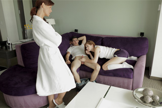 Ava Sparxxx a Syren Demer: Matka si zasouloží s nezkušenou dcerou!