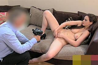 zadarmo porno casting video
