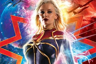 Captain Marvel XXX (2019) – porno parodie