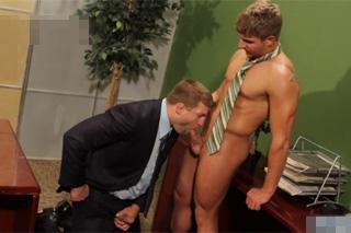 Gay porno práce