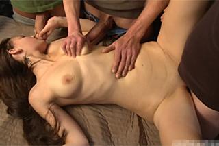 CzechGangBang with Katerina - Czech porn