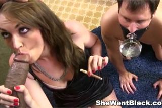 stránky interracial kouření