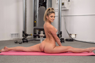 sexy blondýna porno filmy