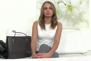 FakeAgent a ruská modelka Ivana – české castingové porno
