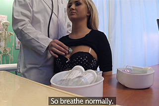 FakeHospital aka Czech clinique fucking (Smoking)