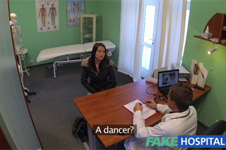 fake hospital baculky sex