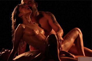 Gina Gerson: Romantická švédská trojka!