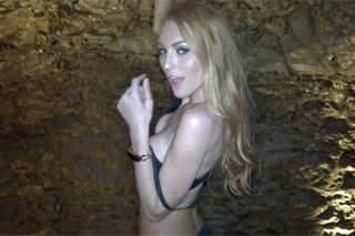 Jeskynní blowjob od Jenny Blighe!