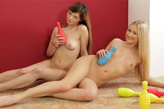 Lesbické dívky