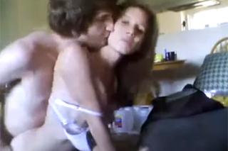 Porno nezbedná máma