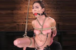 Tortured Melissa Moore - BDSM porn
