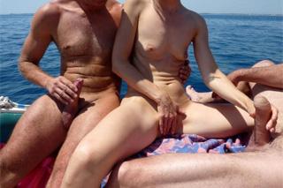Na dovolené v Cap d'Agde, aneb šukající účastníci zájezdu!