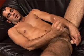 masturbace kluci sperma v zadku