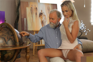 Necudná snacha Vinna Reed – české porno