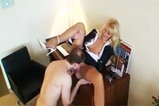 Zralá žena umí šukat