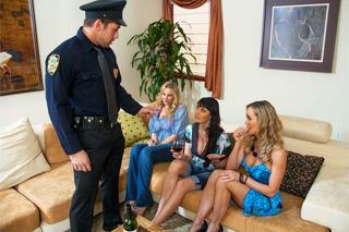 Lesbické porno policajt