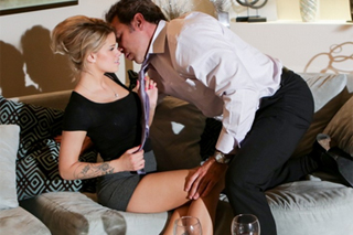 A politician can´t resist to young volunteer girl Jessy Rhodes (HD porn)