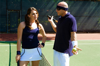 Tennis coach fucking a college girl