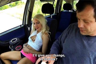 Pornokalendář DV (Felix, 1.11.) – Pouliční děvka ošukaná řidičem za 500 korun – česko porno