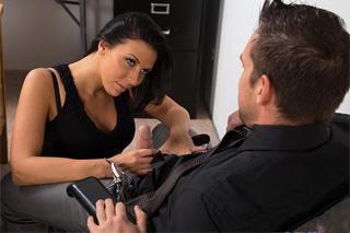Pornokalendář DV (Radana, 15.12.) – Podvedená žena Rachel Starr si zaprcá s manželovým kolegou