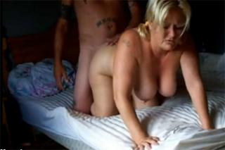 Nahé nahé dievča Foto