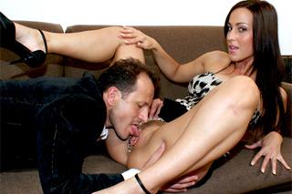 MILF hypnóza porno