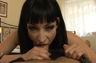 Robert Rosenberg fucking a tattooed beauty in POV video