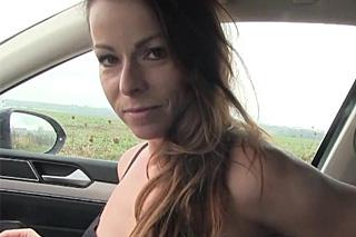 Public Agent in the Czech streets (Caroline)