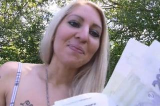 Rychlý prachy aneb Public Agent v českých ulicích (Vanessa)