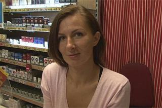Sex za peníze s prodavačkou – české porno