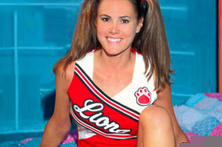 Sexual yearbook, or cheerleader Giselle Collins gets screwed by photographer!