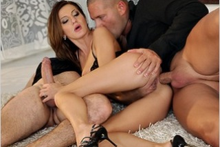 Anal with Romanian whore Alice Romain