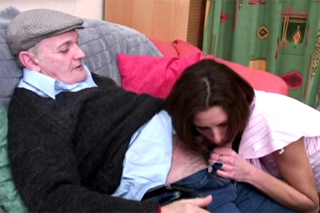 Anal with own granddaughter