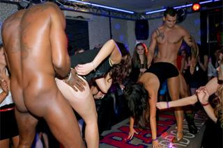 Tanec, alkohol a orgie – české porno
