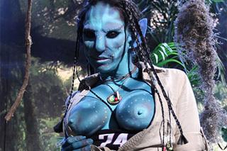 avatar porno fotky